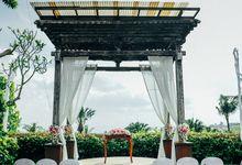 Bali Wedding Photo - Nidal & Hikaru by BPSO
