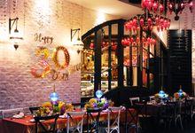 Rich & Vibrant by Fleurs At Marrakesh