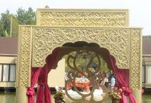NIKITA & MANDEEP WEDDING by Aston Sentul Lake Resort & Conference Center