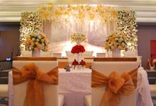 Wedding Reny & Egy by Grand Tebu Hotel