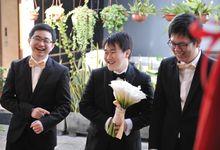 dr CIPUTRA AND dr SRIE WEDDING by Floline Flower