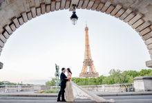 Pre Wedding Paris by Bondan Photoworks
