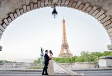 Paris Prewedding by ARRA Studio