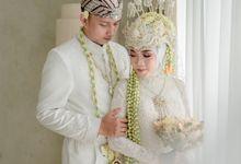 Wedding Puji & Arief by Azila Villa