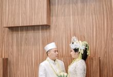 Lina & Doni Wedding Session by martialova photoworks