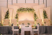 Wedding Gisela & Ichsan by Avinci wedding planner