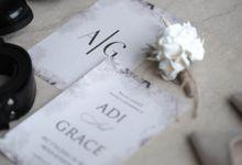 Holy Matrimony Grace & Adi by Nukami Photona