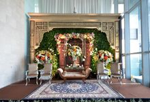 Jodisthy & Jalu wedding decoration by Our Wedding & Event Organizer