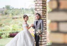 Pre-wedding of Rudy & Molina by vilioo