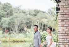 Pre-wedding of Rudy & Molina by vilioo