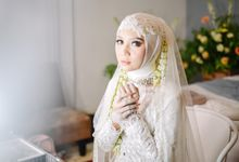 Tarisa & Nafis Wedding Session by martialova photoworks