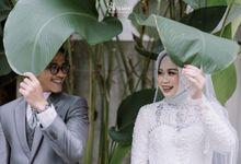 Akad Nikah Lisa & Syaiful by Sirih Gading Catering