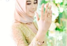 Nazira & Tomi Engagement Session by martialova photoworks