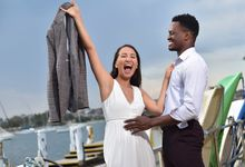 Pre-wedding of Enzi and Cigdem by Kings weddings film & photography