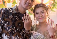 liputan engagement Nabil dan Surya by Weddingscape