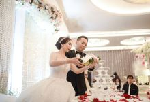 Raffles - Teddy & Ann by Maestro Wedding Organizer