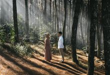 Riendy & Kiddy Pre Wedding by Monokkrom