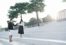 Prewedding Of  Ari & Mei by kvn.photoworks