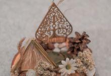 The Wedding of Mr. Putut & Ms. Astari by Kolibree Enterprise & Entertainment