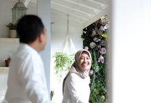 Ega & Puput by Iris Wedding Planner