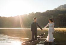 Prewedding of Efrans & Debby by kvn.photoworks