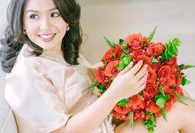 Bridal Makeup by magicMikemakeup