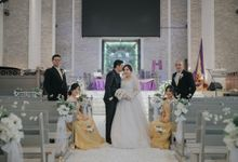 Wedding Christ & Nia by VinZ production