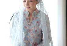 The Wedding of Mira & Zaki by Mayrindra Makeup Artist