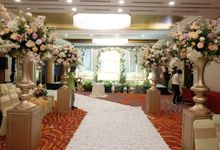 The Wedding of Marvin & Marcela - Damai Indah Golf PIK by The Swan Decoration