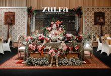 DIMAS & SHAFIRA - 12 APRIL 2019 - GRAND SUDIRMAN BALLROOM by Zulfa Catering