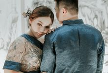 The Engagement of Jefry & Sisca by Satori Planner
