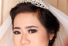 Makeup Wedding by MSVmakeUP