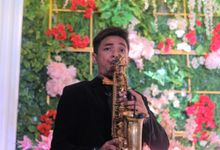 Kirab Pengantin Saxophone by Hazelnut Acoustic