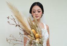 The Wedding of  Jovita & Roland by Mayrindra Makeup Artist