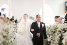 Adrian & Reinita by PRIVATE WEDDING ORGANIZER