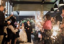 Yunky & Deborah Wedding by DESPRO Organizer
