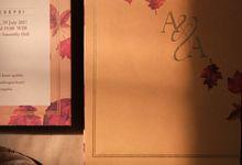 Astari & Ais by Raffi Asyraf