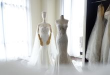 Our Wedding Gowns by Laurent Agustine by LOTA