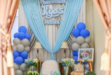 Aqiqah Muhammad Ilyas Habibi by treeways.visual