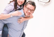 Kenneth & Karen Special Themed Anniversary Shoot by Jen's Obscura (aka Jchan Photography)