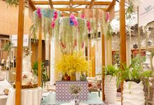 Booth Decoration by Alleka Design