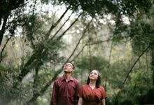 prewedding session of Umi & Rahan by Elora Photography