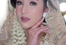 The Wedding of Nadia & Ismeth by Mayrindra Makeup Artist