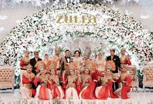Anje & Abel - Bandung Convention Centre - 30 Juni 2018 by Zulfa Catering