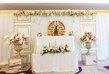 The Wedding of Agung & Sandra - The Westin by The Swan Decoration