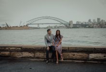 RACHELLE AND JONO by taken by marche