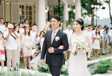 Dinda & Gonzaga Wedding by ALVIN PHOTOGRAPHY