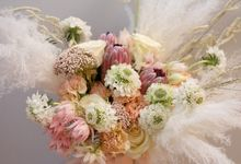 Trend Alert! Pampas Grass by La Bloom Florist