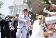 Mel & Nik by Top Fusion Wedding