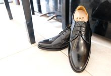 Alvin Wedding Shoes - Real Leather by Smiths Brothers